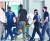 괴한 습격으로 총상을 입은 대통령 부인 마르티네 모이즈가 이날 미국 마이애미 라이더 트라우마센터에 도착하는 모습. 모이즈 대통령 암살로 혼란에 빠진 아이티는 2주간 계엄법에 의한 비상사태가 선포됐다. [AP=연합뉴스]