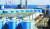 후쿠시마 제1원전 부지에 오염수를 담아둔 대형 물탱크가 늘어져 있는 모습. 처분하지 못한 오염수가 급격히 늘며 현재 부지에는 200만톤(t) 이상의 오염수가 물탱크에 담긴 채 보관되고 있다. [연합뉴스]
