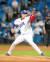 삼성 라이온즈 원태인이 10일 대구 롯데 자이언츠전에서 역투하고 있다. [삼성 라이온즈]