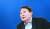 윤석열 전 검찰총장이 14일 오후 서울 마포구 상암동 중앙일보 본사에서 인터뷰하고 있다. 김경록 기자