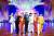 지난 3월 열린 제63회 그래미 어워드에서 '다이너마이트' 무대를 선보인 방탄소년단. '베스트 팝 듀오/그룹 퍼포먼스' 부문 후보에 올랐으나 아쉽게도 수상에는 실패했다. [사진 빅히트 뮤직]