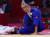24일 오전 일본 무도관에서 열린 여자 유도 48kg급에 출전한 빌로디드. 로이터 연합