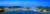 해상에서 바라본 해운대~이기대 해상케이블카 야경 조감도