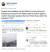 마티아스 볼링어 독일 도이체벨레 베이징 특파원이 25일 자신의 트위터에 올린 중국 웨이보 캡처 화면. 정저우 역 앞에서 취재 중인 볼링어 특파원이 사진과 함께 ″이 BBC 기자가 우리 중국 유언비어를 만드는 상습 손님이다. 현재 정저우에 왔다. 보게되면 110번(경찰신고번호)이나, 동사무소로 신고하세요″라고 적혀있다. [트위터 캡처]