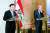 문재인 대통령은 지난 6월 14일(현지시간) 한-오스트리아 정상회담 직후 공동 기자회견에서 북한에 대한 백신 지원 의지를 강조했다. [뉴시스]
