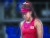 27일 테니스 여자 단식 3회전에서 탈락 후 고개를 떨군 오사카 나오미. [신화통신=연합뉴스]