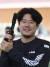 2020 도쿄올림픽 남자 25m 속사권총 결선에 진출한 한대윤. 사진 대한사격연맹