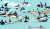 부산 해운대구 송정해수욕장을 찾은 서퍼들이 지난달 20일 파도를 즐기고 있다. 지난달 19~20일 송정해수욕장에서는 '제12회 부산시장배 국제서핑대회'가 열렸다. 기사와 관련 없는 사진. 송봉근 기자