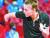올림픽과 패럴림픽에 모두 출전하는 폴란드 여자 탁구대표팀 나탈리아 파르티카. 그는 오른팔 팔꿈치에 공을 올려 서브를 넣는다. [연합뉴스]