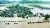 지난해 8월 8일 남원시 금지면 귀석리 금곡교 인근 섬진강 제방이 무너지면서 주변 마을과 도로가 물에 잠겨 있다. 연합뉴스