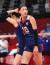 지난달 31일 2020 도쿄올림픽 여자 배구 A조 4차전 일본과의 경기에서 허벅지 혈관이 터지는 부상을 안고도 출전해 승리의 일등공신이 된 김연경. 올림픽사진공동취재단