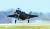 2019년 3월 29일 공군 첫 스텔스기인 F-35A가 청주 공군기지에 착륙 중이다. 연합뉴스