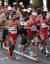 오주한 선수가 8일 오전 일본 삿포로에서 남자 마라톤 경기를 하고 있다. 2021.08.08 삿포로=올림픽사진공동취재단 L
