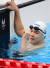 26일 오후 도쿄 아쿠아틱스센터에서 열린 2020 도쿄 패럴림픽 남자 자유형 100m(S4) 결승전. 조기성이 최선을 다했지만 5위에 머물렀다. 조기성이 아쉬워하고 있다. 도쿄(일본)=사진공동취재단