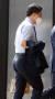 김진욱 고위공직자범죄수사처(공수처) 처장이 12일 오전 경기 정부과천청사 공수처로 출근하는 모습.뉴스1