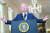 조 바이든 미국 대통령이 지난달 31일(현지시간) 백악관에서 20년간 이어진 아프가니스탄 전쟁의 종전을 선언하는 연설을 하고 있다. 바이든 대통령은 미군의 아프간 철군 결정을 옹호하며, 미국은 앞으로 중국·러시아와의 경쟁과 사이버 공격, 핵확산에 맞서야 한다고 강조했다. [UPI=연합뉴스]