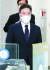 김오수 검찰총장이 지난 1일 서울 양천구 서울남부지방검찰청에서 열린 금융·증권범죄수사협력단 출범식에 참석하고 있다. [뉴스1]