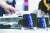 지난 6월 9일 배터리 전문 전시회 '인터배터리 2021'에 전시된 삼성SDI의 패터리 팩. 연합뉴스