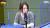 조성은 김현정뉴스쇼 출연사진 캡처