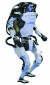 정의선 현대차그룹 회장이 투자한 미국 보스턴다이내믹스의 로봇들. 인간형 로봇 아틀라스. [사진 현대차그룹]