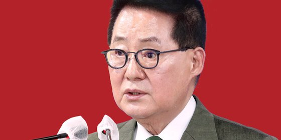 '타협의 달인' 박지원 긍정평가, 2021년 9월15일로 끝났다 [노정태가 저격한다]