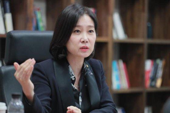 허은아 국민의힘 의원. 허은아 의원실 제공