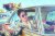 영화 '모가디슈'에서 북한 대사관 태준기 참사관 역으로 주목받은 배우 구교환. [사진 롯데엔터테인먼트]