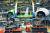 지난달 현대차의 미국 재고 대수가 4만7000대, 19일치로 조사됐다. 현대차 앨라배마공장에서 완성차가 조립되고 있다. 사진 현대차 미국법인
