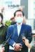 """홍준표 의원은 이날 자신의 페이스북에 대장동 택지개발 논란에 대해 """"이재명 시장이 주도해 저지른 토건비리""""라고 지적했다. [연합뉴스]"""