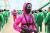 넷플릭스 드마라 '오징어 게임'의 한 장면.