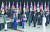 문 대통령, 한·미 유해 상호인수식 참석