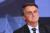 보우소나루 브라질 대통령. 그는 지난해 경미한 코로나19에서 완치된 뒤 백신 접종을 거부하고 있다. 연합뉴스