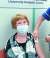 세계 첫 백신 접종자, 부스터샷 맞았다