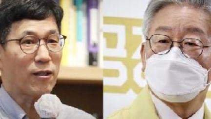 """진중권, 이재명에 """"결백하면 특검 수용…한동훈 불러 수사를"""""""