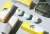 라이언 등 캐릭터를 입힌 골프공 카카오프렌즈 R 시리즈. [사진 카카오VX]