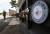 2018년 8월 31일 군사안보지원사령부의 창설을 하루 앞두고 국군기무사령부의 마크가 내려지고 안보지원사의 아크로 바뀌었다. [뉴스1]