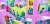 넷플릭스 오리지널 시리즈 '오징어 게임'의 세트장. 넷플릭스