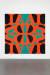 General Idea, Great AIDS (Pyrrole Orange), 1990/2019, 4 panels, acrylic on linen, 150 x 150 cm each panel, 300 x 300 cm. [사진 에스더쉬퍼]