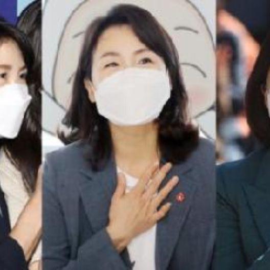 화제의 '포니테일'서 다시 단발···이재명 부인 김혜경 변신 왜