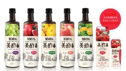 """""""없어서 못 산다"""" 매출 40% 폭증···일본서 난리난 한국 음료"""