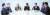 한반도평화만들기(이사장 홍석현) 주최로 지난 8일 서울 월드컬처오픈 코리아 대회의실에서 열린 긴급 간담회에서 통일외교안보 전문가 여섯 명이 '미국 중간선거 이후 한반도'를 주제로 의견을 나누고 있다. 왼쪽부터 박인휘 이화여대 교수, 권만학 경희대 교수, 위성락 서울대 객원교수(전 주러시아 대사), 김수정 중앙일보 논설위원, 고유환 동국대 교수, 박영호 강원대 교수, 황지환 서울시립대 교수. [김경빈 기자]