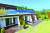 태양광 패널이 설치된 21세기 주택의 지붕. 전기 에너지를 생산하는 광합성 지붕이다. [중앙포토]