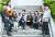지난달 29일 청년들이 바라본 문재인 정부 2년 평가 좌담회에 참석한 대학생 NGO '더무브먼트' 회원들. 왼쪽부터 임동언·윤서빈·전수정·이재호·전예지·유수연·이유정·이재현씨. [신인섭 기자]