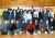 이대원의 파주농장에 모인 지인들. 앞줄 왼쪽 둘째부터 오른쪽으로 한도룡, 문봉선, 신성희, 일곱째 주태석, 뒷줄 맨왼쪽 김용철, 맨오른쪽 안종문. [사진 김용철]