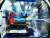 경기도 북부소방재난본부 남양주소방서 구급대원들이 28일 내부를 비닐로 둘러싼 구급차에서 대기하고 있다. 이들은 코로나19 환자 이송을 위해 평소에도 감염보호복을 입고 근무한다. [연합뉴스]