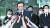 이해찬 민주당 대표가 10일 박원순 서울시장 빈소가 마련된 서울대병원 장례식장에서 조문을 마친 뒤 기자들 질문에 답하고 있다. 장진영 기자