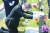 노재헌씨가 지난 5월 29일 광주 5·18 민주묘지를 찾아 참배하고 있다. [연합뉴스]