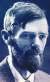 20세기 초반 영국의 소설가, 시인, 평론가로 활동했던 데이비드 허버트 로런스. 외설 시비가 끊이지 않던 작가에서 '서양의 개벽사상가'로 다시 태어나고 있다. [사진 창비/ National Portrait Gallery, London]