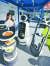 지난 15일 판교자율주행모빌리티쇼에서 소개 된 서빙 로봇과 소독 로봇. [연합뉴스]