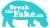 가짜 부수기 캠페인 상징. [사진 미디어스마트]